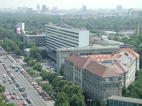 德国柏林工业大学  Technical University of Berlin